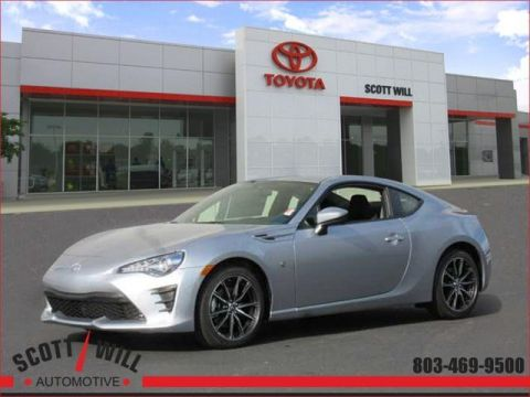 New 2017 Toyota 86 Base RWD 2D Coupe