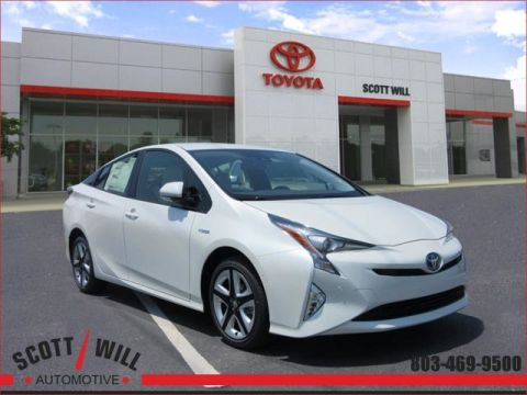New 2017 Toyota Prius Three Touring With Navigation