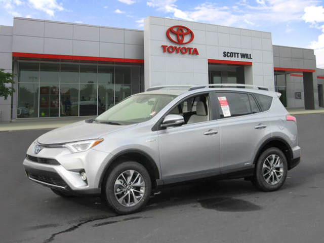 new 2017 toyota rav4 hybrid xle awd suv in sumter t8365 scott will toyota. Black Bedroom Furniture Sets. Home Design Ideas